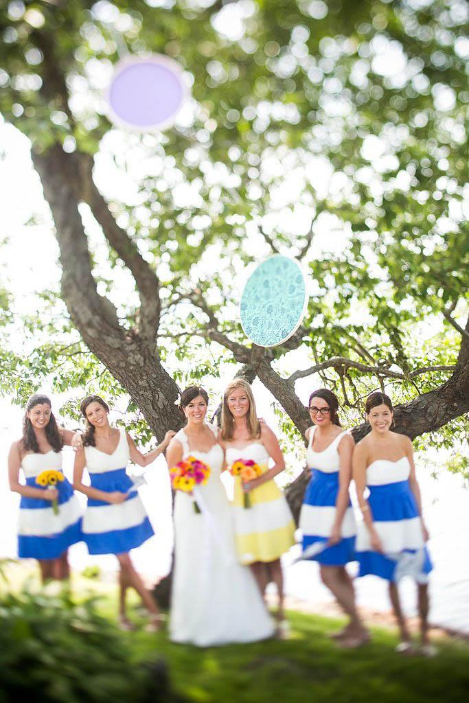 Сукні для подружок нареченої