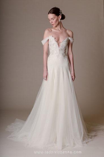 Весільні сукні 2016 Marchesa