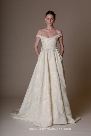Найбільш весільні сукні Marchesa