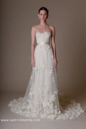 Красиві весільні сукні Marchesa