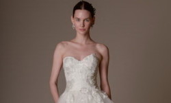 Верх свадебного платья Marchesa