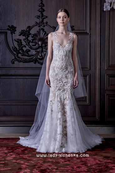 Весільні сукні - новинки від Монік Люлье