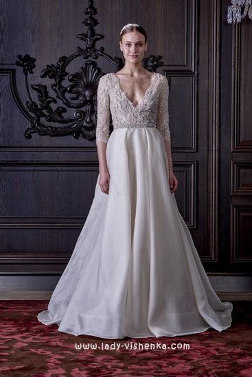 Кращі весільні сукні - Монік Люлье