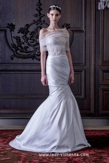 Модні весільні сукні 2016 - Монік Люлье