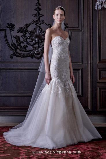 Сайт весільних суконь - Монік Люлье
