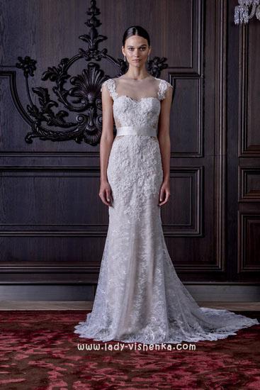 Весілля - весільні сукні Монік Люлье