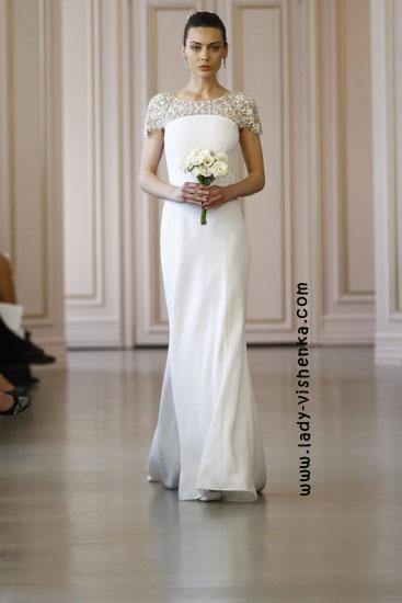 Красиві весільні сукні Oscar De La Renta