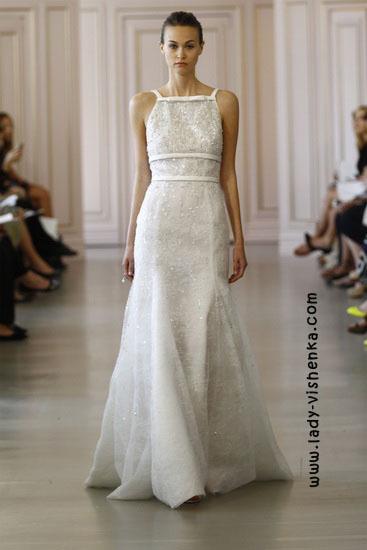 Сваденые сукні 2016 Oscar De La Renta