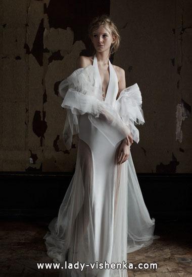 Відкриті весільні сукні Вера Вонг