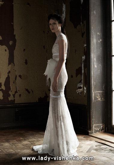 Прозорі весільні сукні Вера Вонг