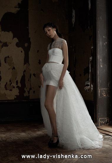 Весільні сукні Vera Wang