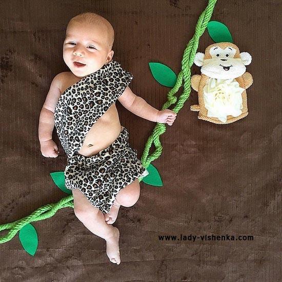 Костюм Тарзана для малюків