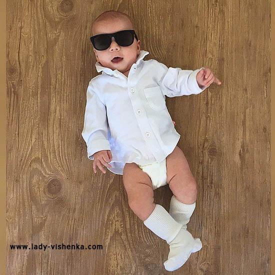 Костюм крутого хлопця для малюка