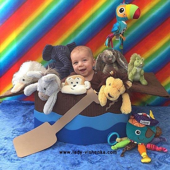Костюм Маленького Ноя для малюка