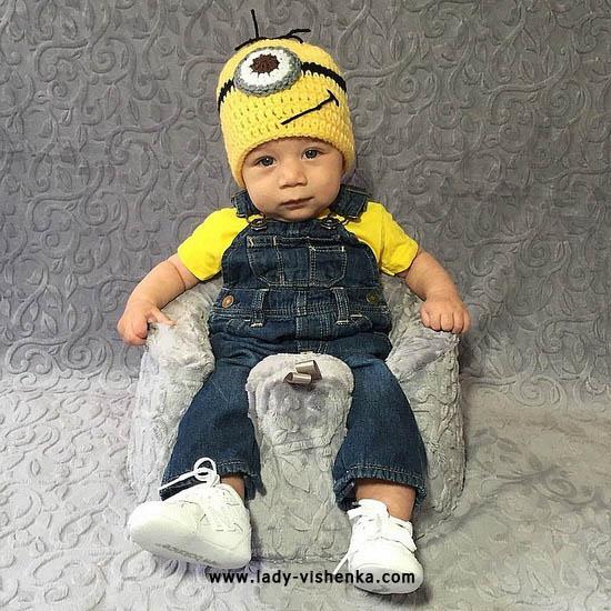 Костюм Міньйона для малюка