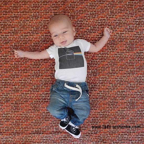 Костюм джинсового хлопця для малюка