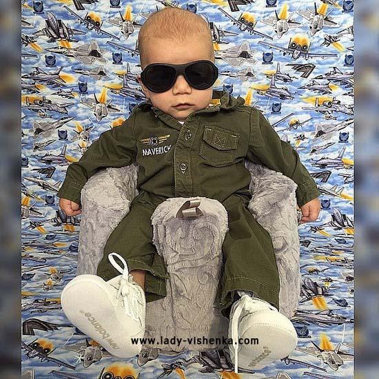 Костюм солдата для малюка