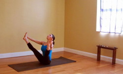 Балансуюча поза йоги