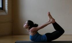 Поза йога - Цибуля