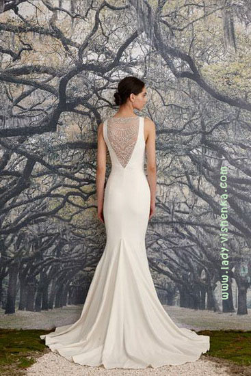 найкрасивіші весільні сукні фото Nicole Miller