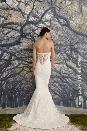Кращі весільні сукні Nicole Miller