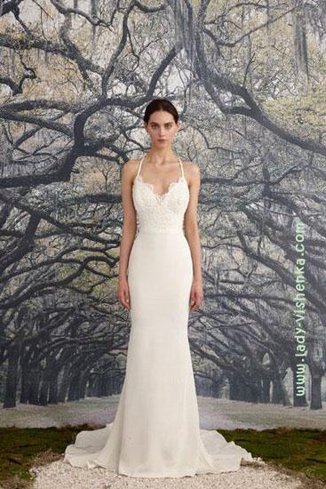 Шикарні весільні сукні Nicole Miller