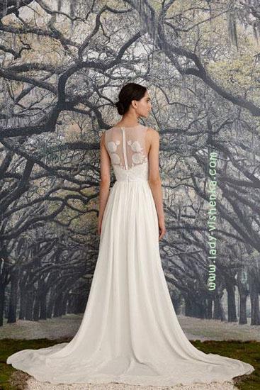 Весільні сукні 2016 Nicole Miller
