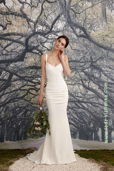 Красиві весільні сукні Nicole Miller