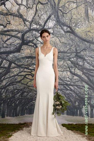 Сайт весільних суконь Nicole Miller