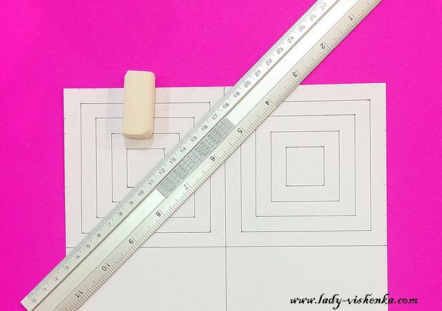 Як вирізати сніжинку з паперу