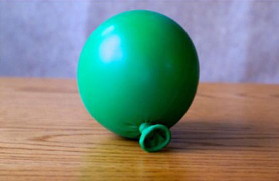 Ялинкові іграшки своїми руками - куля