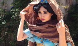 Жасмин - ідея костюма на Хеллоуїн