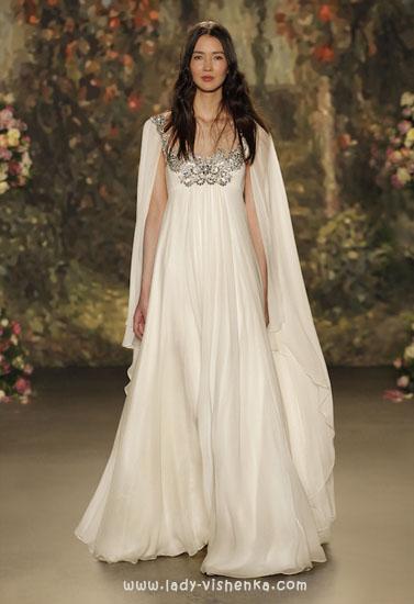 Красиве весільне плаття