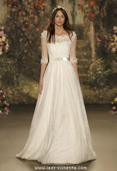 Наряди - весільні сукні