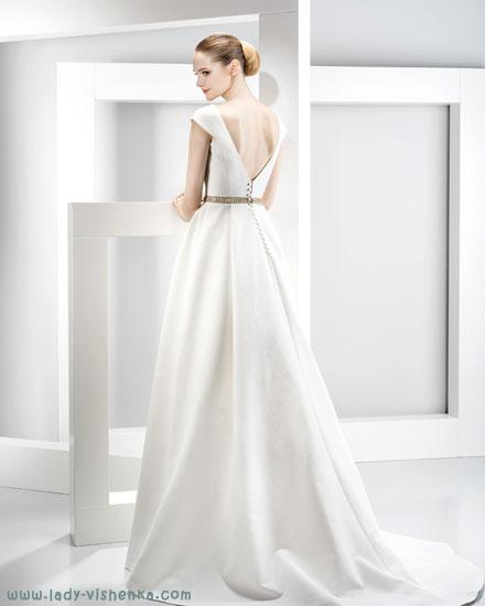 Красиві весільні сукні фото Jesus Peiro