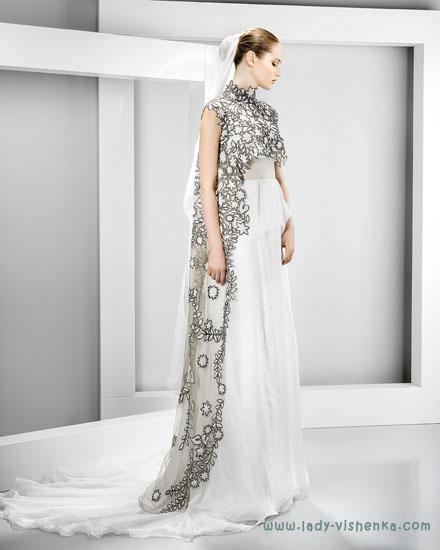 Незвичайні весільні сукні Jesus Peiro