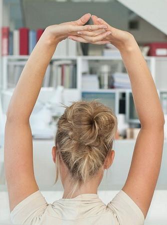 Як схуднути при сидячій роботі