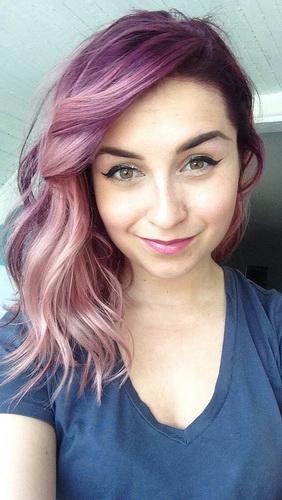 Рожевий колір