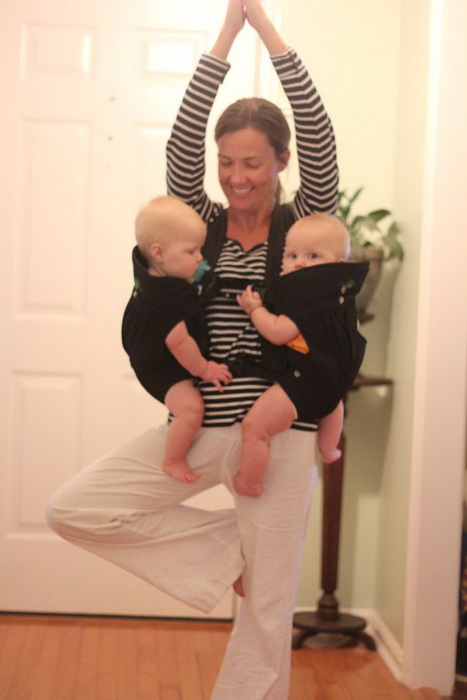 Йога з дітьми