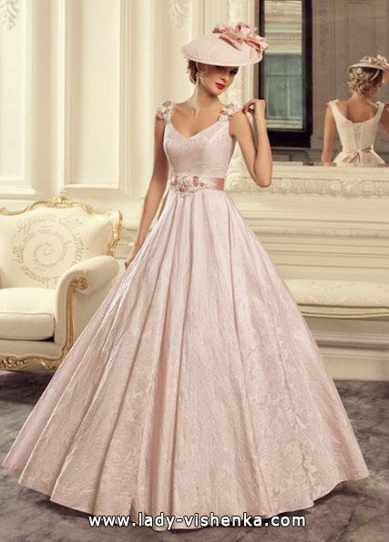 Весільна сукня рожевого кольору - Tatiana Kaplun