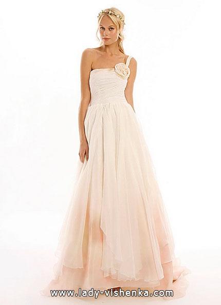 Рожеве весільне плаття - Eugenia Couture