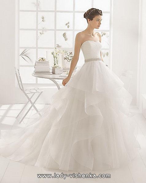 Весільну сукню в стилі принцеса - Aire Barcelona