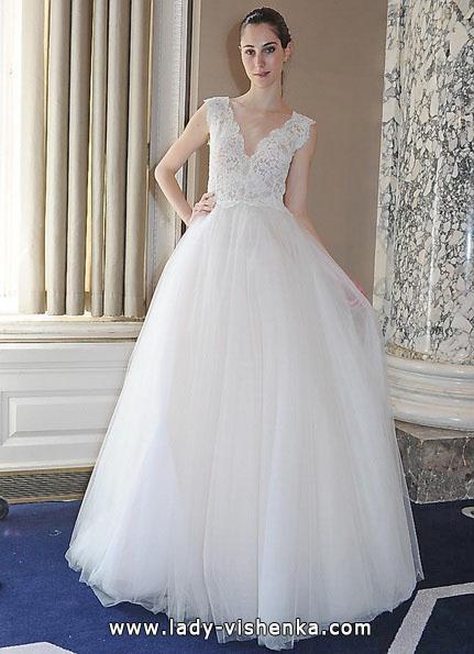 Весільну сукню принцеси 2016 - Christos Costarellos