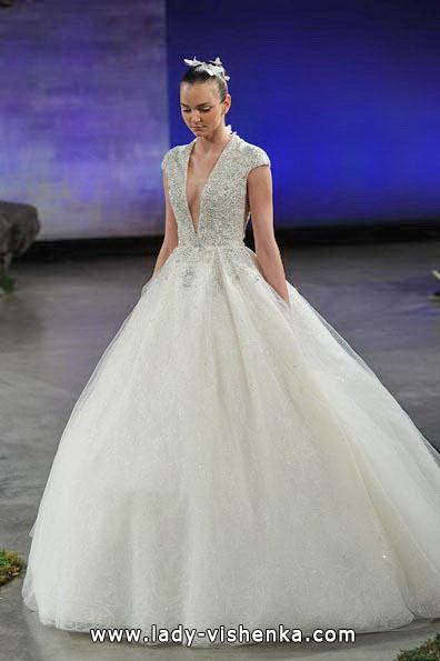 Весільну сукню принцеси 2016 - Ines Di Santo