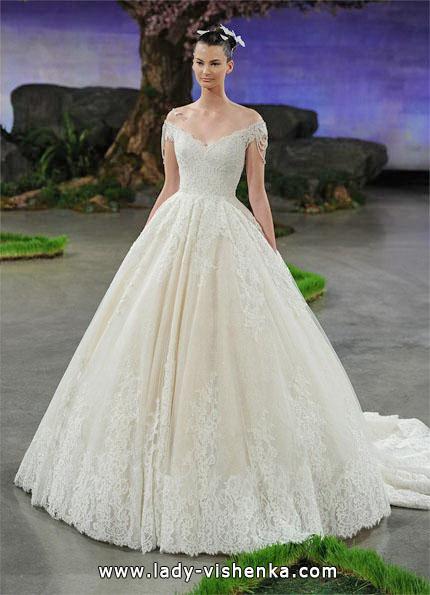 Весільну сукню в стилі принцеса - Ines Di Santo