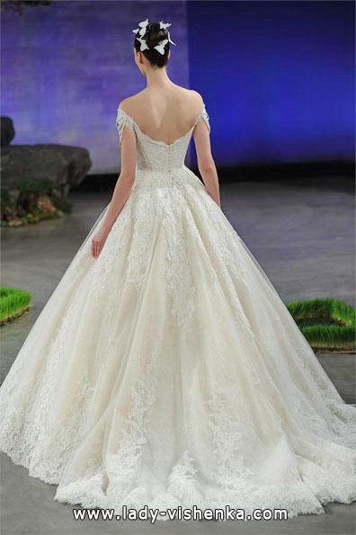 Весільну сукню принцеси - Ines Di Santo