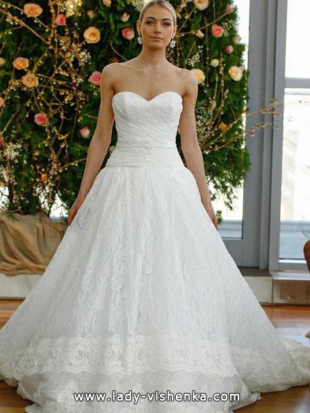 Весільну сукню в стилі принцеса - Isabelle Armstrong