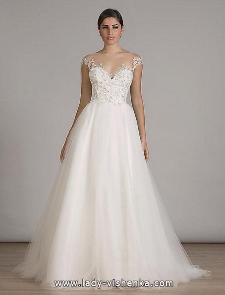 Весільну сукню принцеси 2016 - Liancarlo