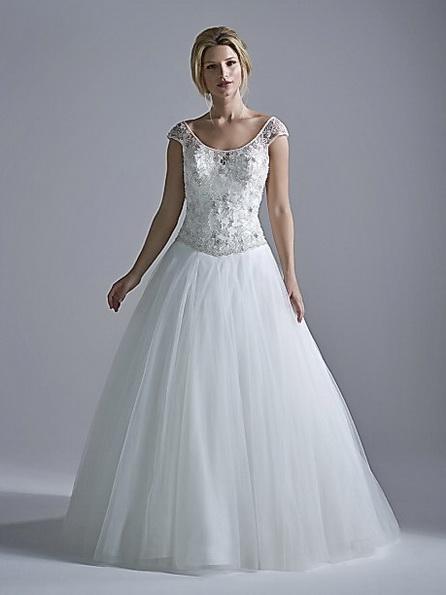 Весільне плаття принцеса фото - OPULENCE