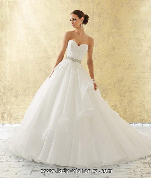 Весільну сукню принцеси 2016 - MGNY
